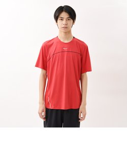 SAM800214-RED M DRAFTY SHORT SLEEVE SAUCONY RED 600693-0001