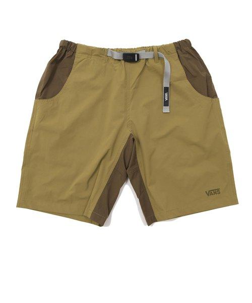 120H1150500 VANS BIG PKT EASY Shorts KHAKI 607507-0002