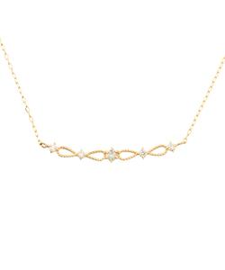 ネックレス スイートラインダイヤ5