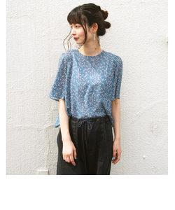総柄2WAYシャツ