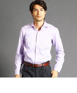 セミワイドカラードレスシャツ