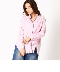 カシュクール2WAYスプリングカラーシャツ