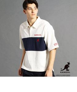 【WEB別注】KANGOLコラボBIGポロシャツ