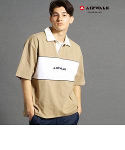 【WEB別注】AIRWALKコラボ切り替えポロシャツ