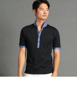 イタリアンカラーポロシャツ