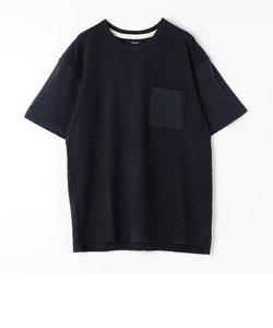 ポケット付きパイルTシャツ