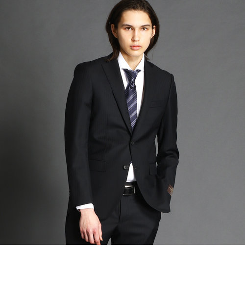 【ex/tra】2ボタンシングルスーツ