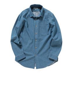 ビーミング by ビームス / 2way デニム レギュラーカラー シャツ
