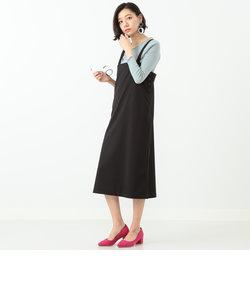 ビーミング by ビームス / サイドボタンジャンパースカート