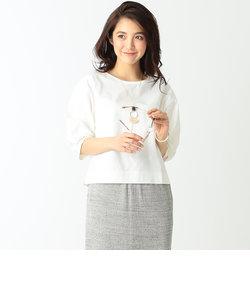 ビーミング by ビームス / 度詰天竺ボーダーTシャツ 18SS