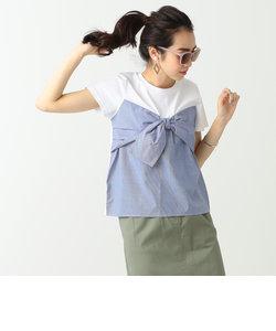 ビーミング by ビームス / ビスチェドッキング Tシャツ