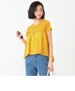 【VERY6月号掲載】ビーミング by ビームス / ペプラムTシャツ 1 18SS