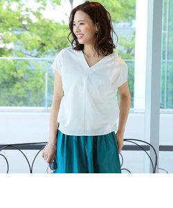 ビーミング by ビームス / サックノースリ タックTシャツ