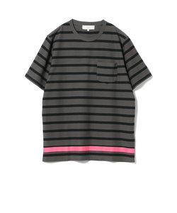 ビーミング by ビームス / アムンゼンボーダー クルーネック Tシャツ