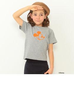 Disney|ビーミング by ビームス / ミッキーマウス 蛍光Tシャツ 18SS