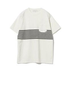 ビーミング by ビームス / ボーダー プリント Tシャツ