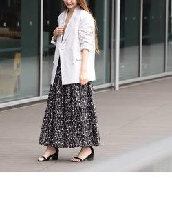 【カタログ掲載】【VERY4月号掲載】B:MING by BEAMS / ティアード スカート 19SS