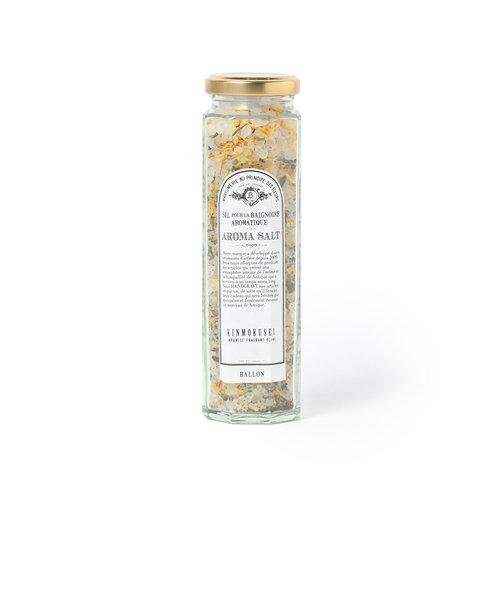BALLON / アロマ バスソルト bottle