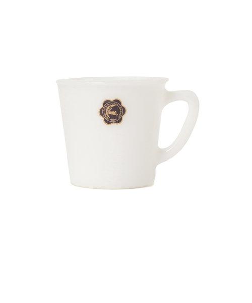 月兎印 / ミルクガラス マグカップ