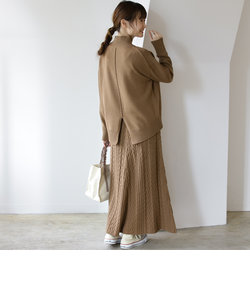 B:MING by BEAMS / ケーブルスカート セットアップ 21SS