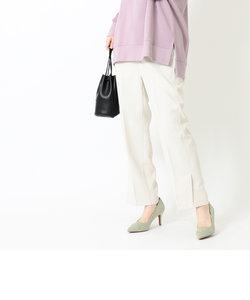 B:MING by BEAMS / センタープレス カラー パンツ 21SS