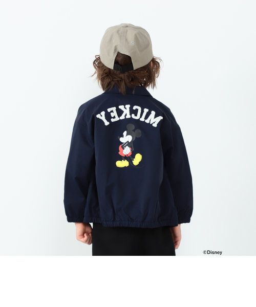 B:MING by BEAMS / Disney ミッキー / コーチジャケット(100~140cm)