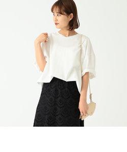 <UNISEX> B:MING by BEAMS / ダブルシルケット クルーネックTシャツ