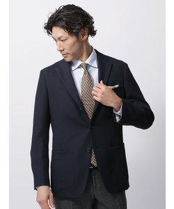 【blazer's bank.com】ウール&カシミヤ ワッフルジャケット