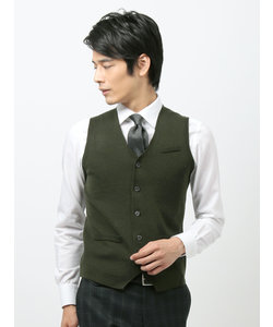 <FOLCO×TSC>【WE SUIT YOU】TOTAL EASY CARE ニットジレ