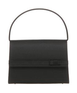 ◆【destyle】サブバッグ付 サイドリボンフォーマルハンドバッグ◆