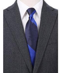 【blazer's bank.com】ストライプ柄ネクタイ