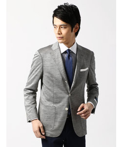<COOL MAX>【WE SUIT YOU】●JAPAN QUALITY●ラミー鹿の子ジャケット