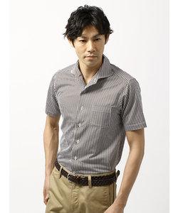<ウォッシャブル・NON IRONMAX>【WE SUIT YOU】ワンピースカラーシャツ
