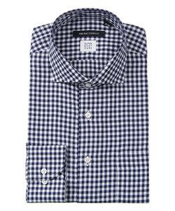 【SUPER EASY CARE】ホリゾンタルカラードレスシャツ 〔EC・BASIC〕