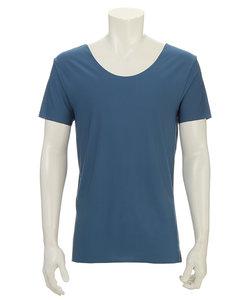 【GUNZE】AIRZボートネックTシャツ(アンダーウェア)