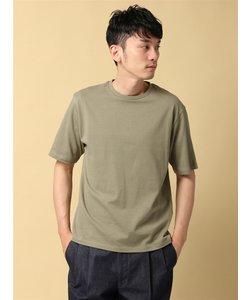 COMMUTECH CLASSIC/ウォッシャブル/オーガニックコットン クルーネック半袖Tシャツ