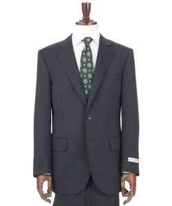 【SALE】現品限り【ツーパンツ】スタンダードスーツ
