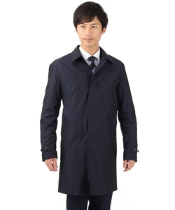 【合繊】【ステンカラー】スタイリッシュコート