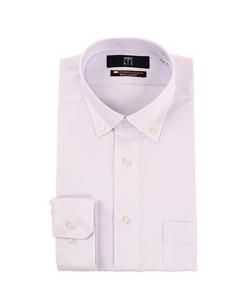 【長袖】【NON IRONMAX】【ボタンダウン】スタイリッシュワイシャツ