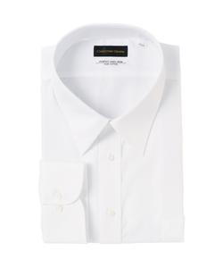 【長袖】【レギュラーカラー】スタンダードワイシャツ(キング&トール)