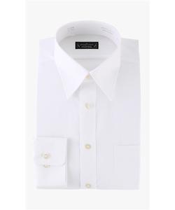 【長袖】【レギュラーカラー】スタンダードワイシャツ
