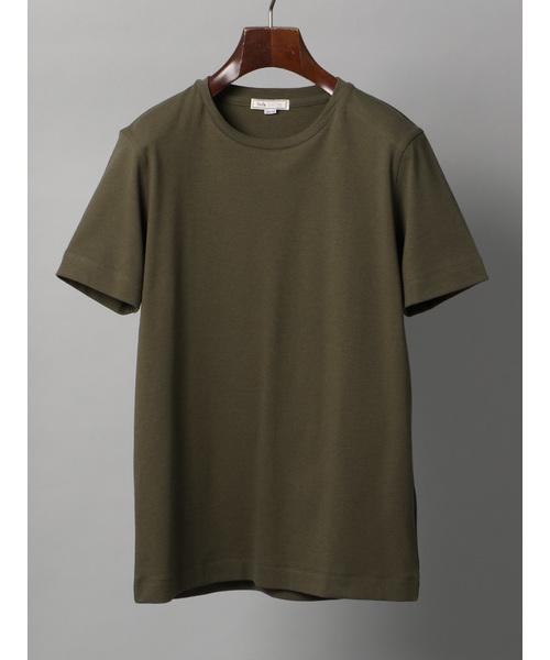【Sofa】プラチナコットンクルーネックTシャツ