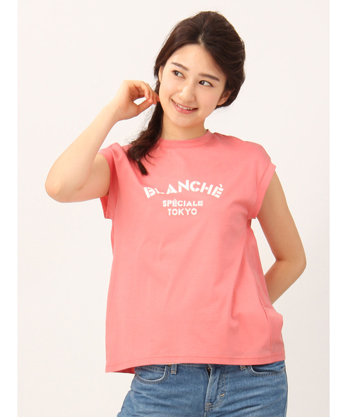 【RITA JEANS TOKYO】ロゴプリントTシャツ