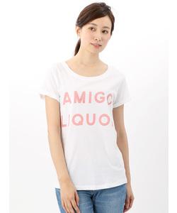 【Happiness】ロゴプリントTシャツ