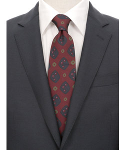 【ADAMLEY別注】パターン柄ネクタイ