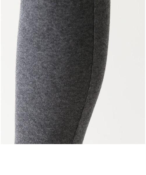 綿の縫製10分丈レギンス