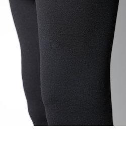 綿の縫製12分丈レギンス