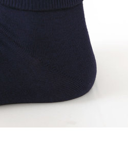 薄手の三つ折りショートソックス24~26cm