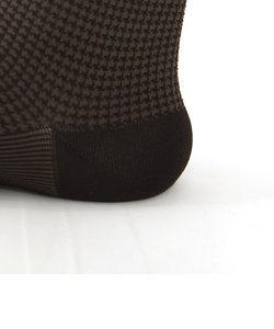 メンズ JQハウンドトゥースソックス27~29cm