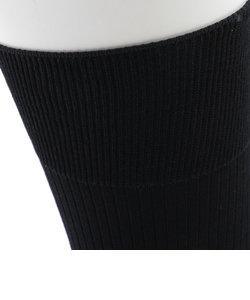 綿履き口ゆったり3×1リブビジネスショートソックス